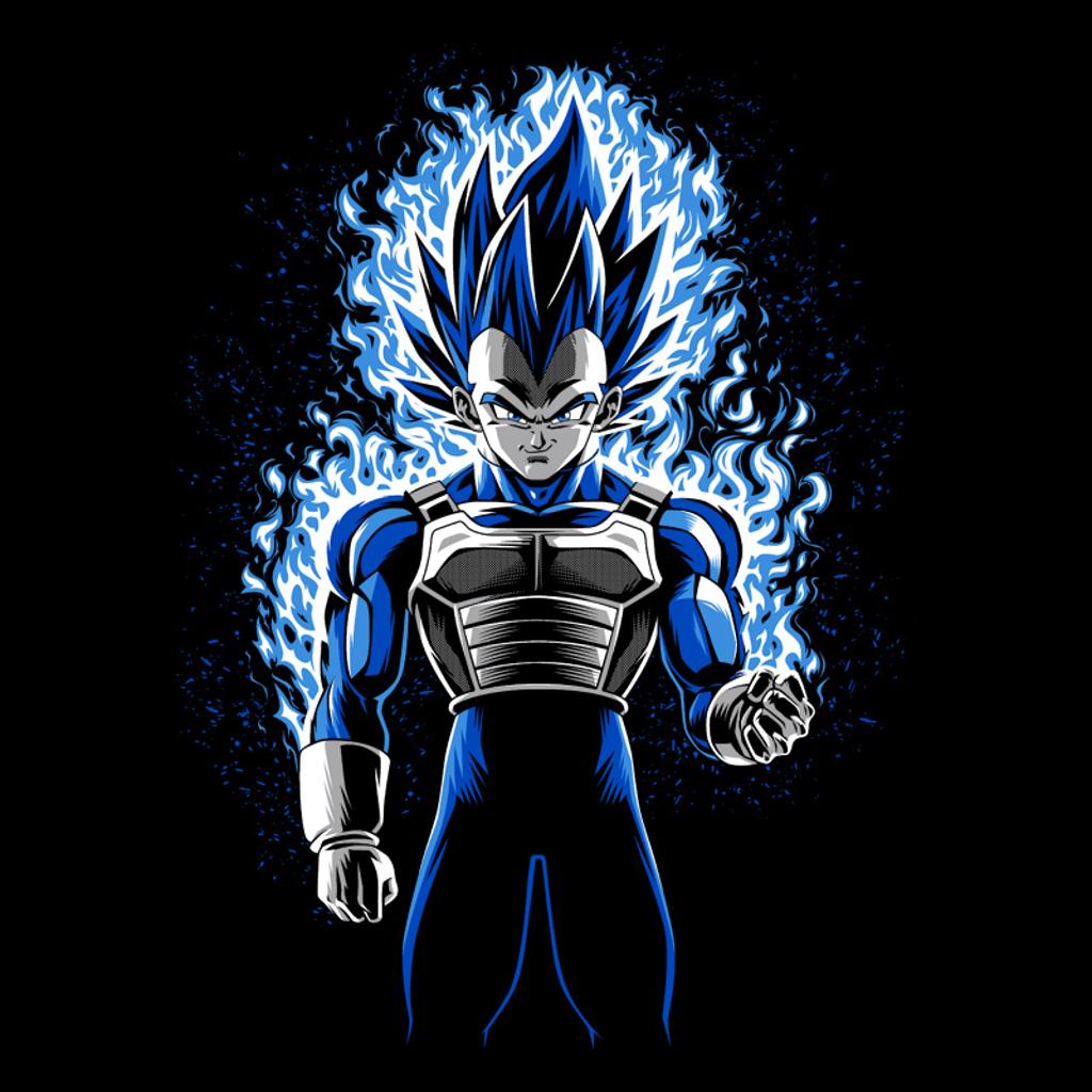 Pampling: Ultra God Blue