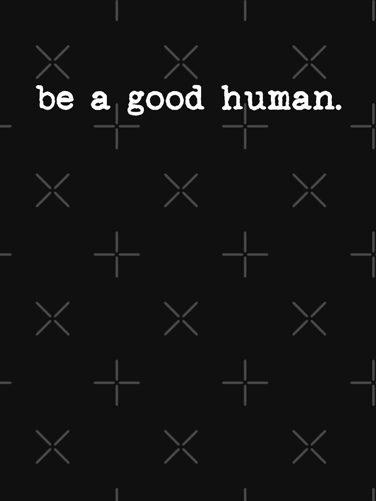 RedBubble: Good Human
