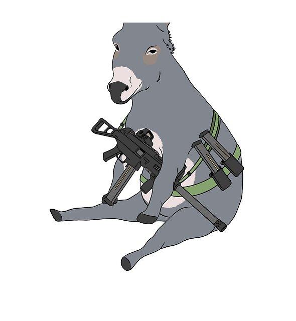 RedBubble: Go Donkeys