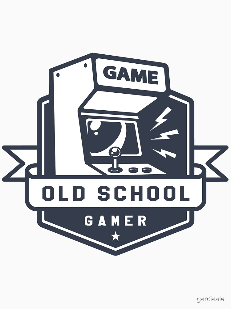 RedBubble: Old School Gamer