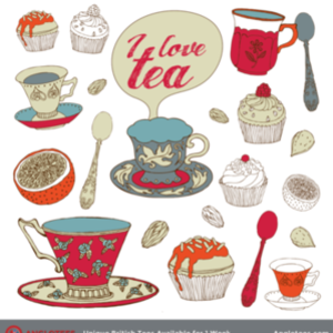 Anglotees: Tea Love