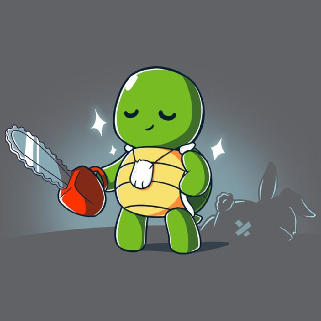 TeeTurtle: Lucky Turtle