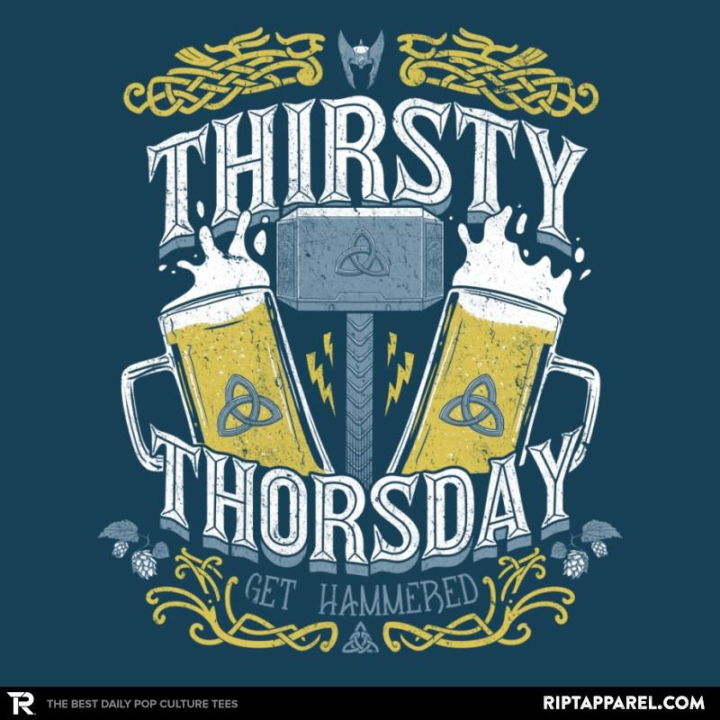 Ript: Thirsty Thorsday