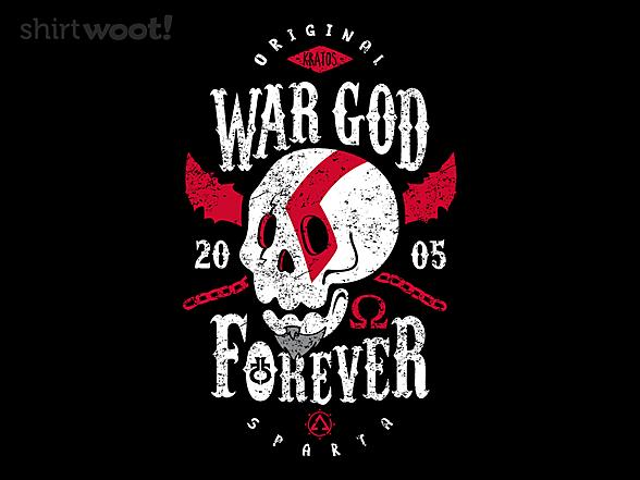 Woot!: War God Forever