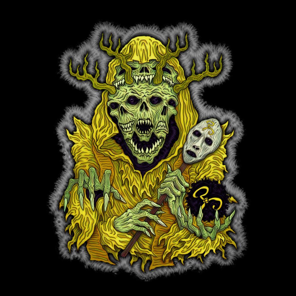 NeatoShop: King in Yellow 7 - Azhmodai 2018