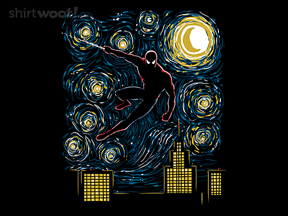 Woot!: Starry Spider