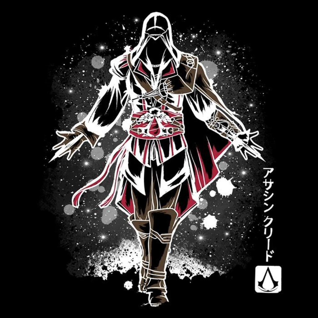 Once Upon a Tee: The Assassins