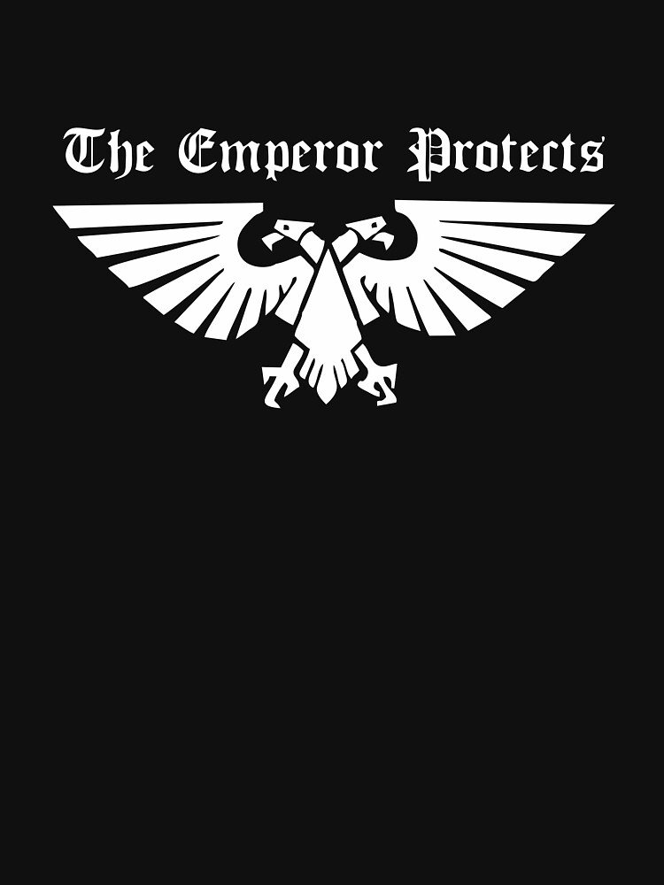 RedBubble: BEST SELLER - The Emperor Protects Merchandise