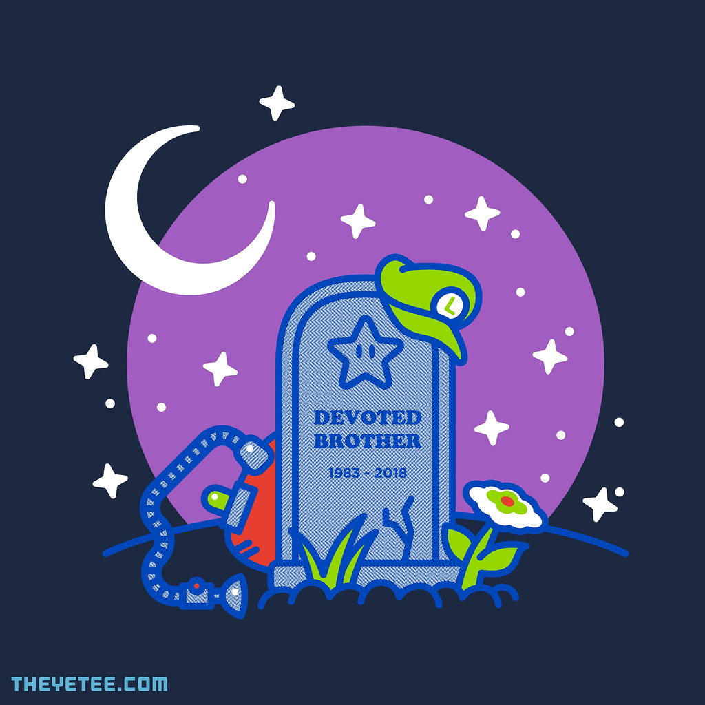 The Yetee: Devoted Brother