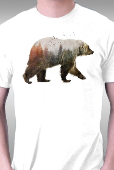 TeeFury: Ursa Nature