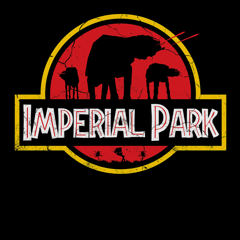 Pop-Up Tee: Imperial Park