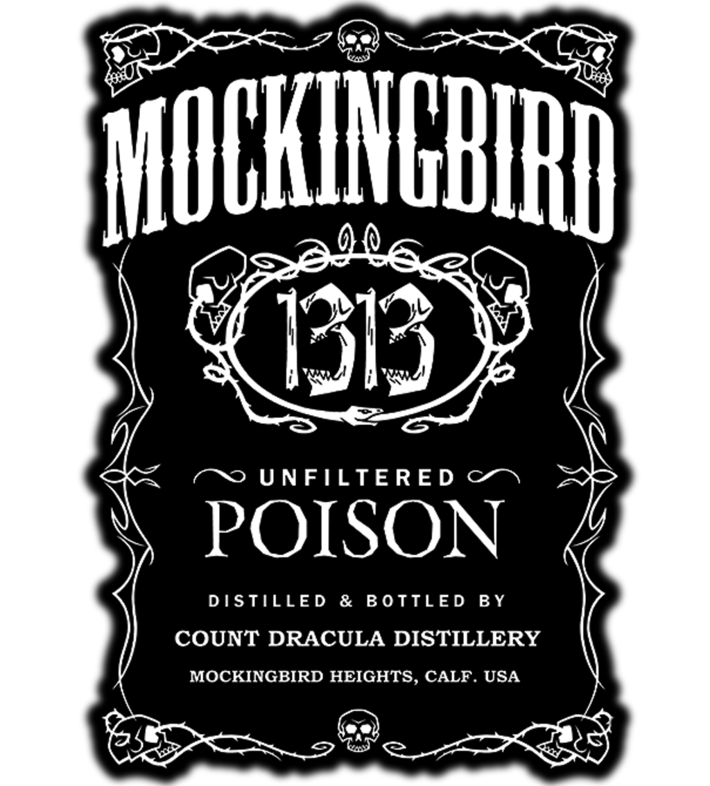 teeVillain: 1313 Mockingbird