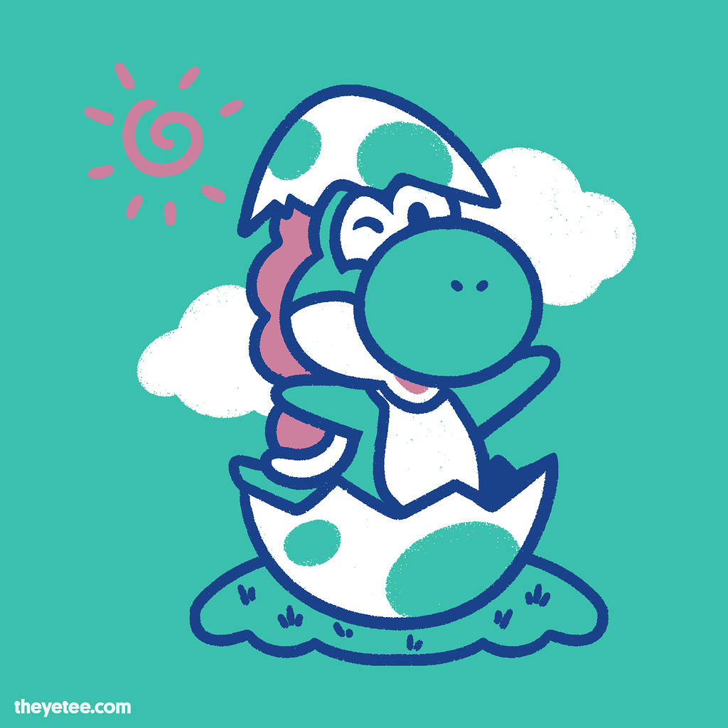 The Yetee: Egg Surprise