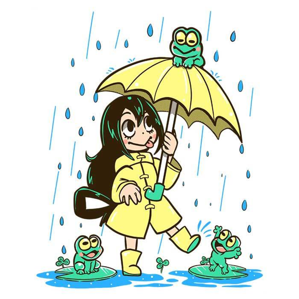 Once Upon a Tee: Best Frog Girl