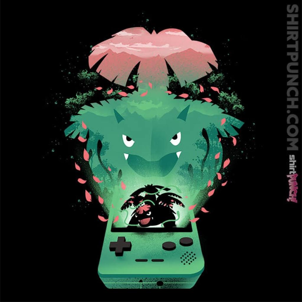 ShirtPunch: Green Pocket Gaming