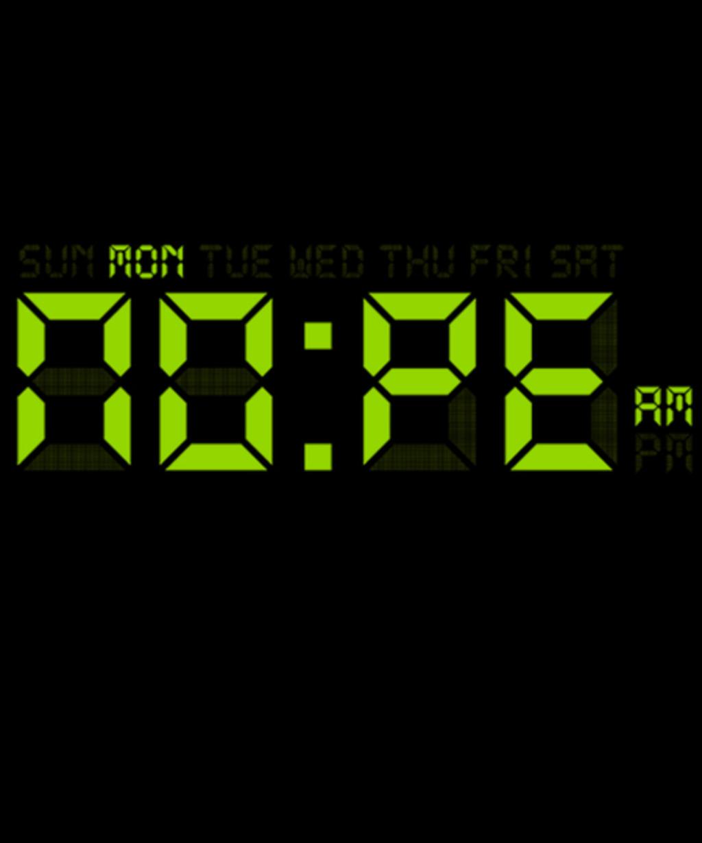 Qwertee: Nope O'Clock