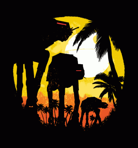 BustedTees: Tropical Attack