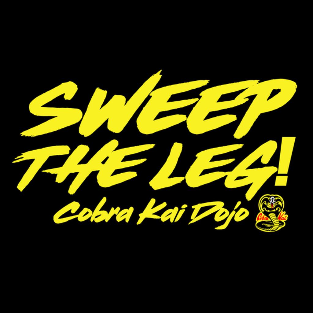 NeatoShop: Sweep the Leg