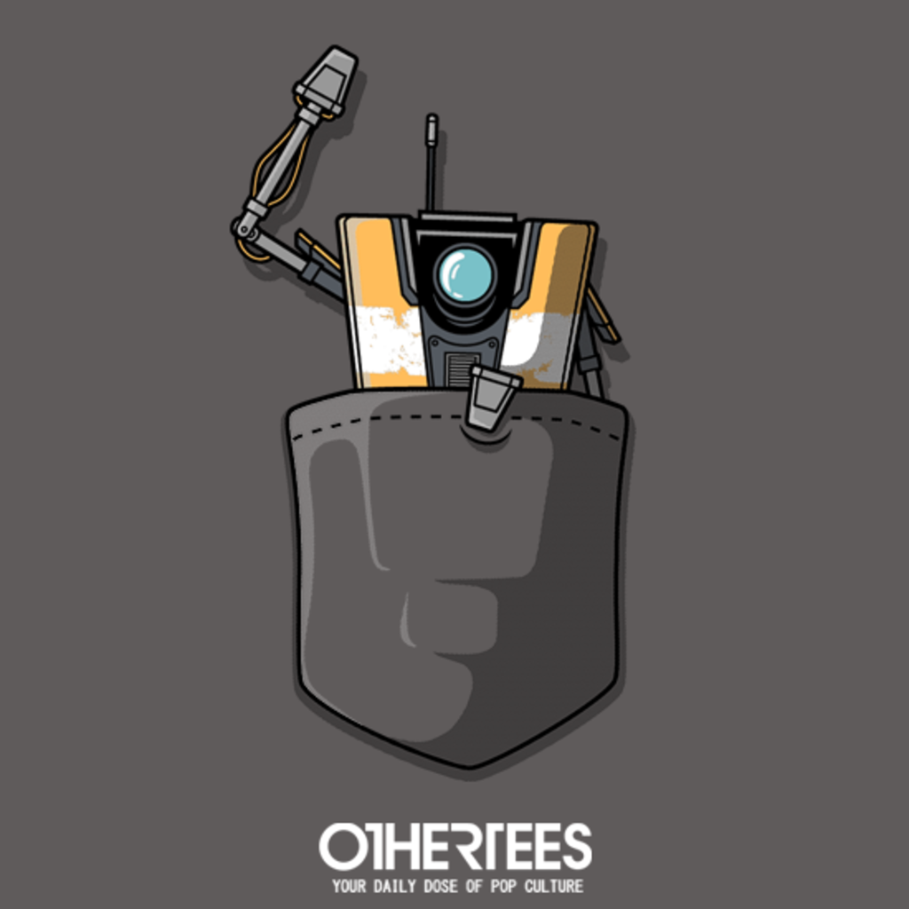 OtherTees: Pocket Claptrap