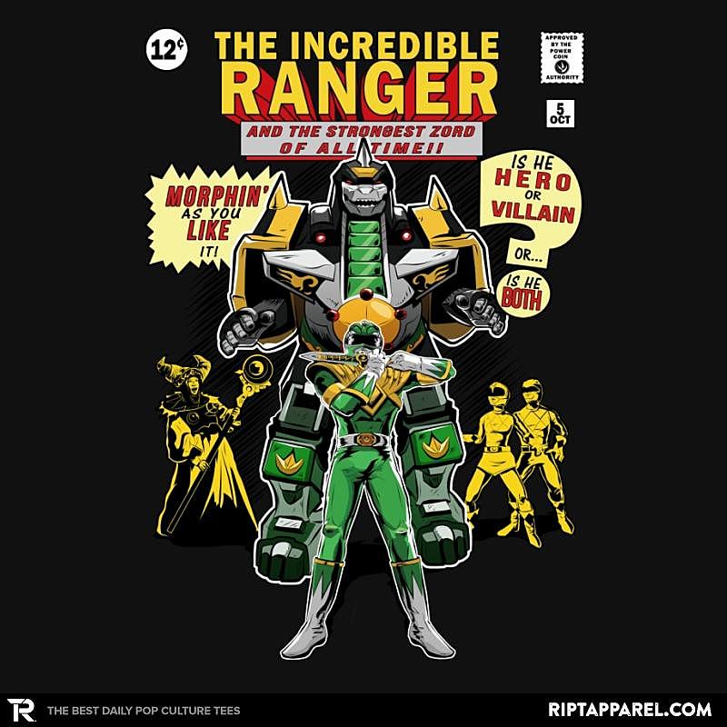 Ript: The Incredible Ranger