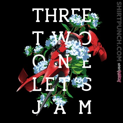 ShirtPunch: Three, Two, One, Let's Jam!