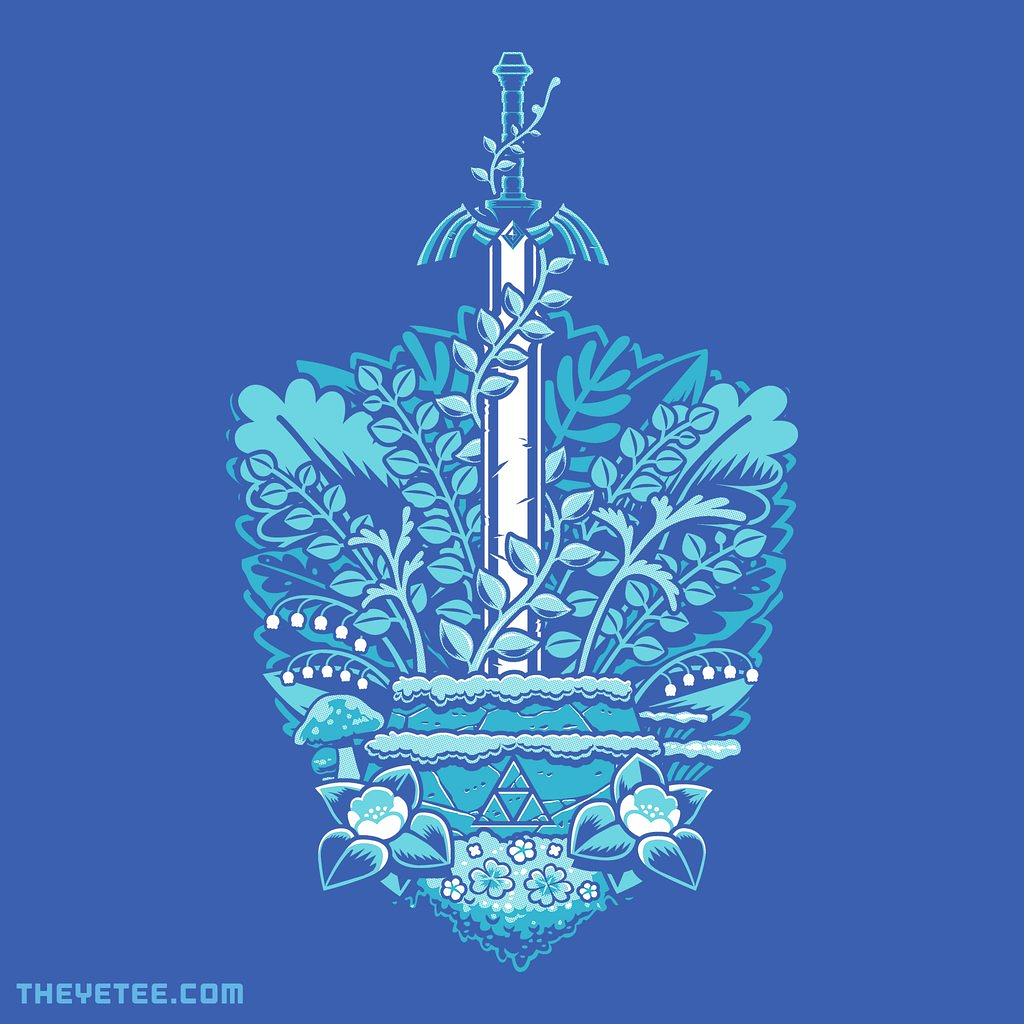 The Yetee: Waiting for a hero