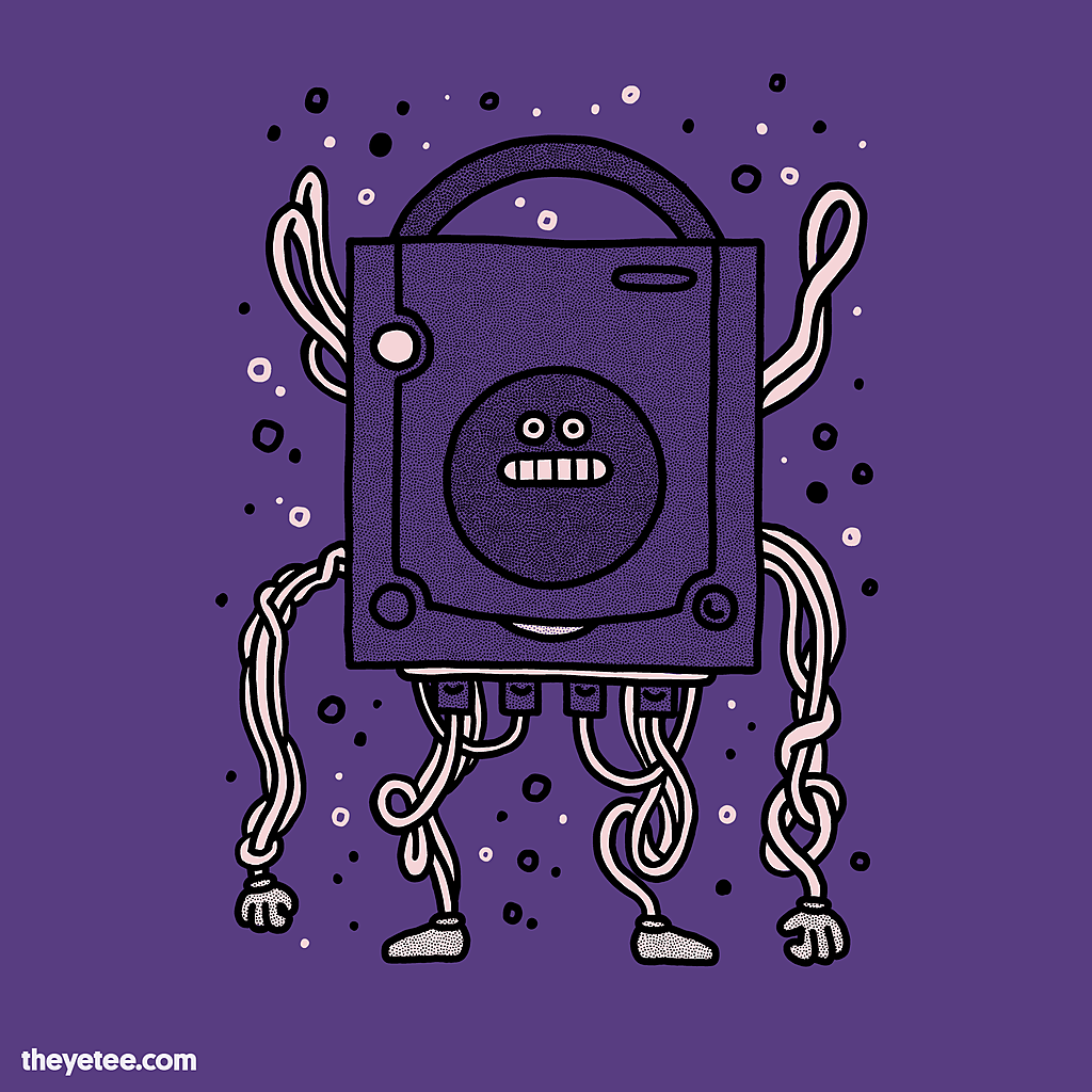 The Yetee: Graham Cube