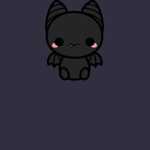 RedBubble: Cute spooky bat