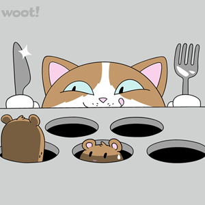 Woot!: Whack-a-Meal - $15.00 + Free shipping