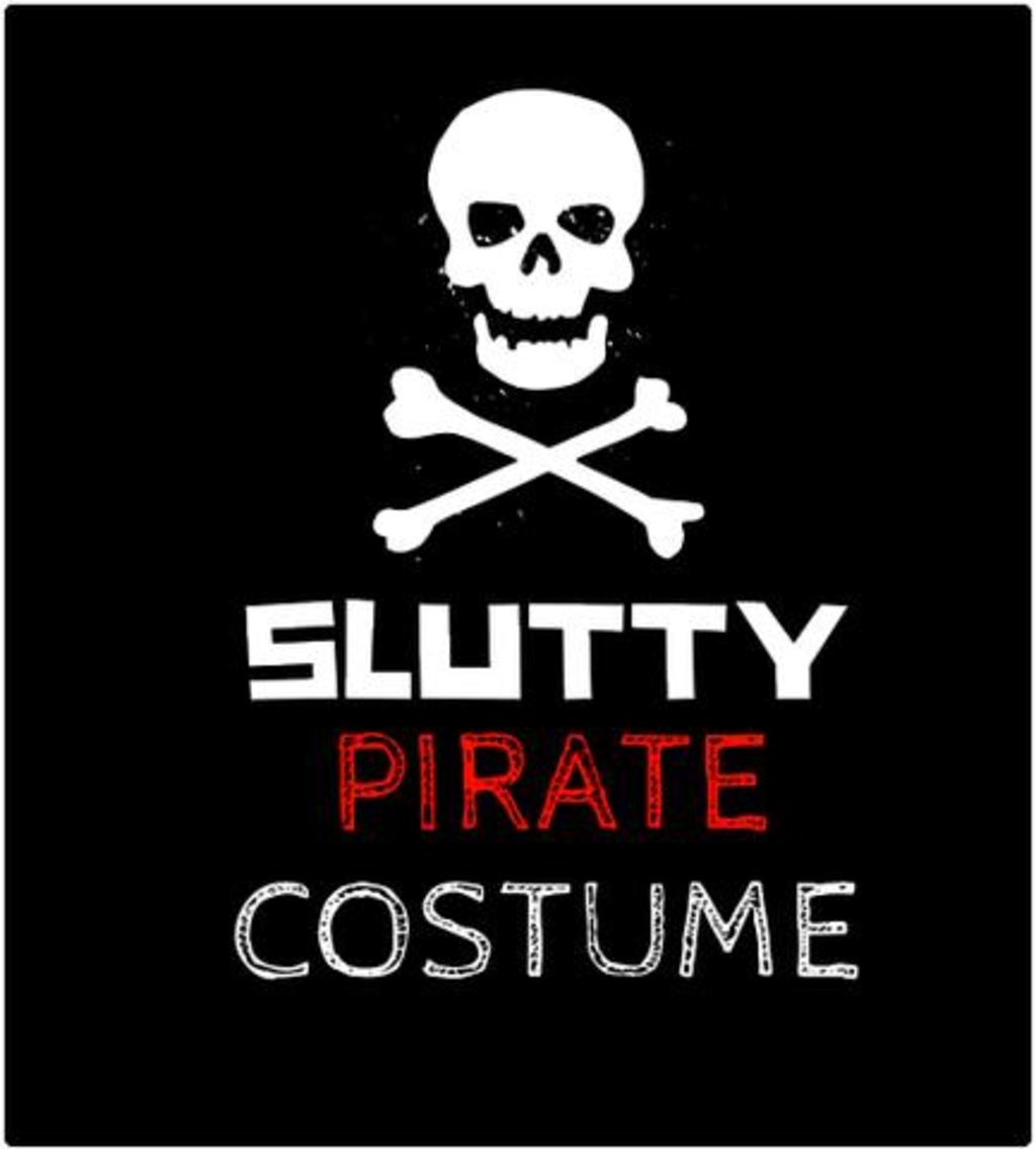 Shirt Battle: Slutty Pirate Costume