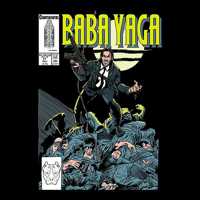 Once Upon a Tee: Baba Yaga Issue 1