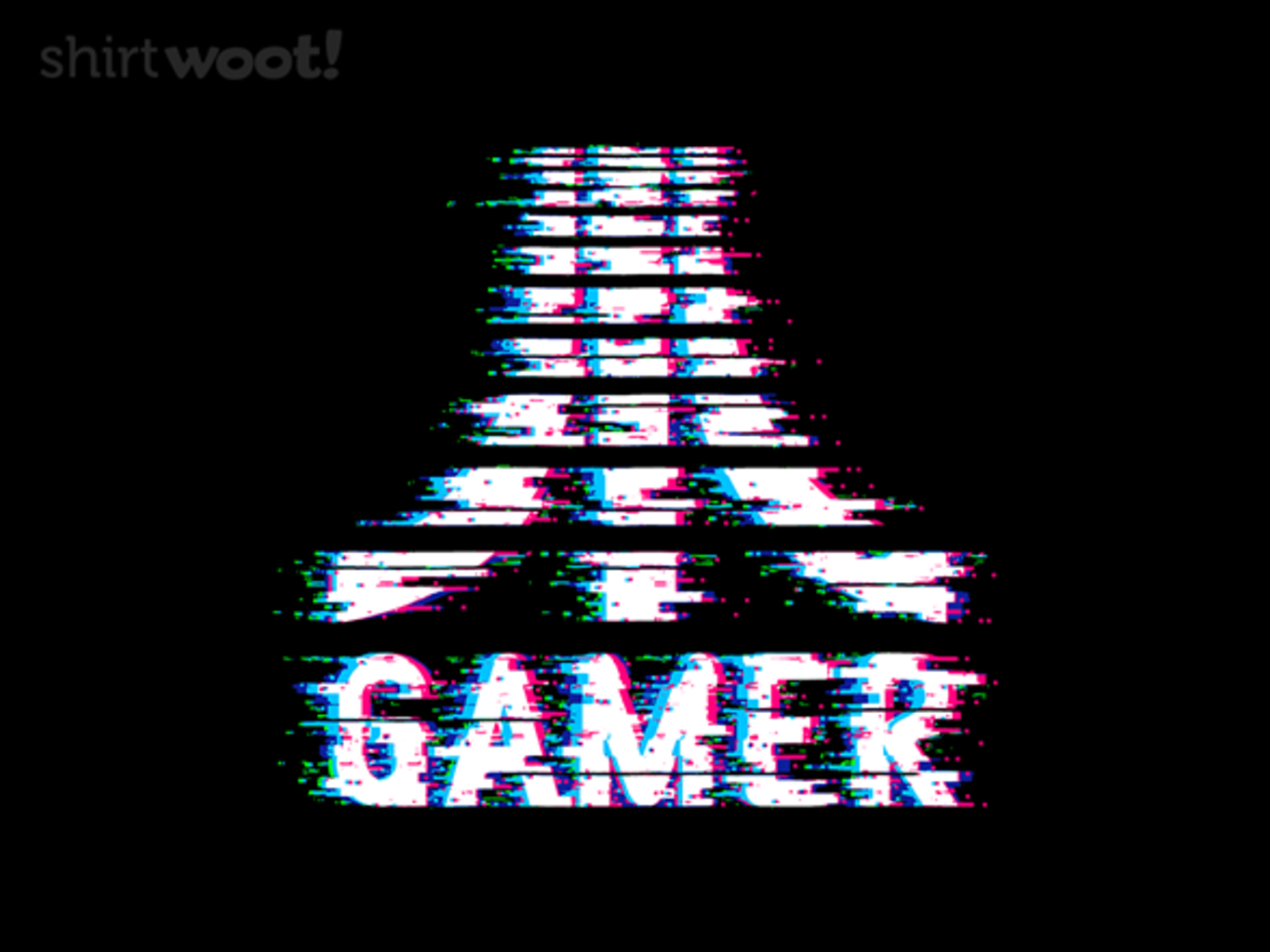 Woot!: Original Gamer - $15.00 + Free shipping