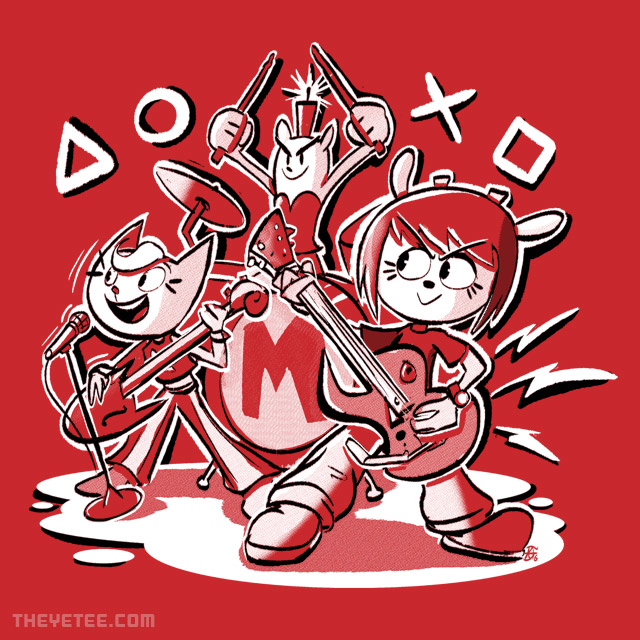 The Yetee: No Cuttin' Corners