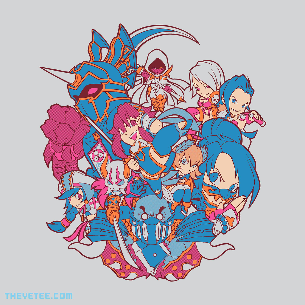 The Yetee: Puzzle Calibur