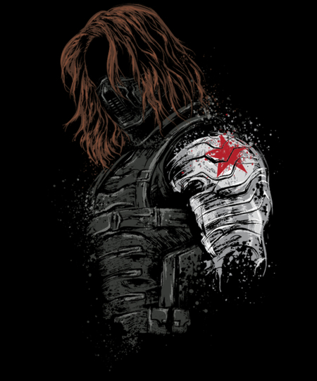 Qwertee: Winter Soldier