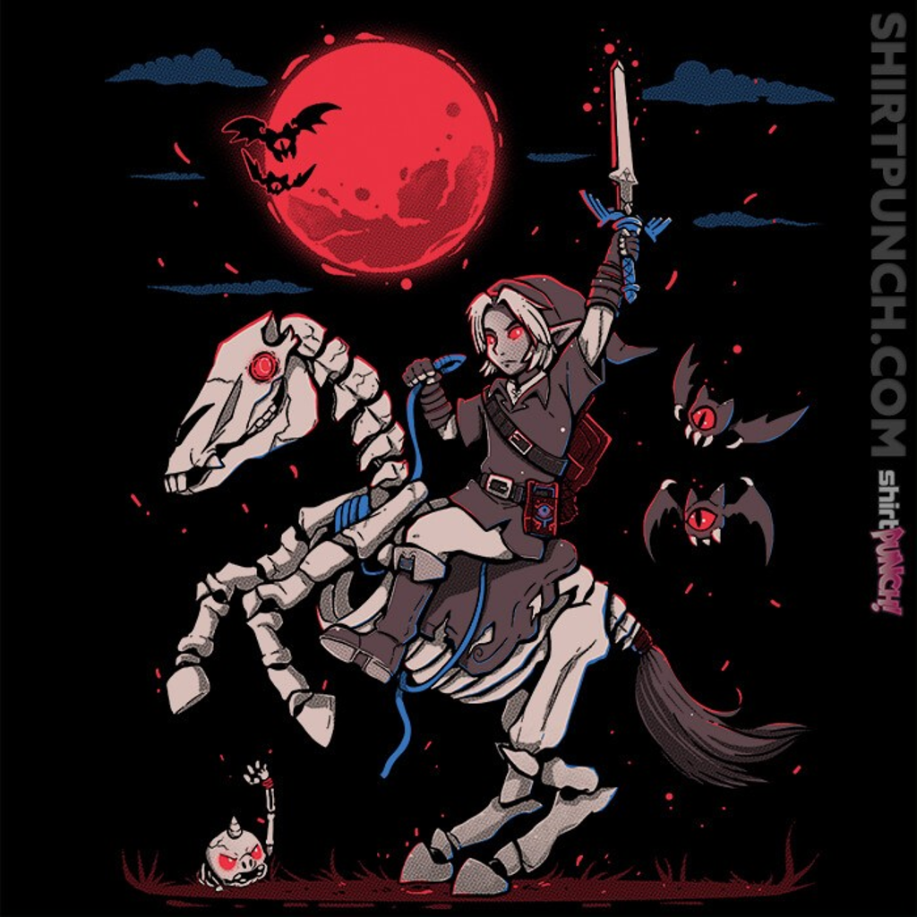 ShirtPunch: The Blood Moon Rises