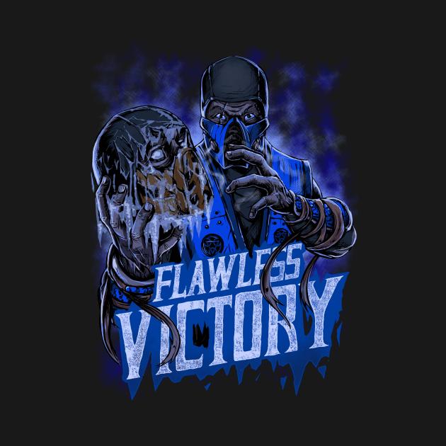 TeePublic: flawless victory
