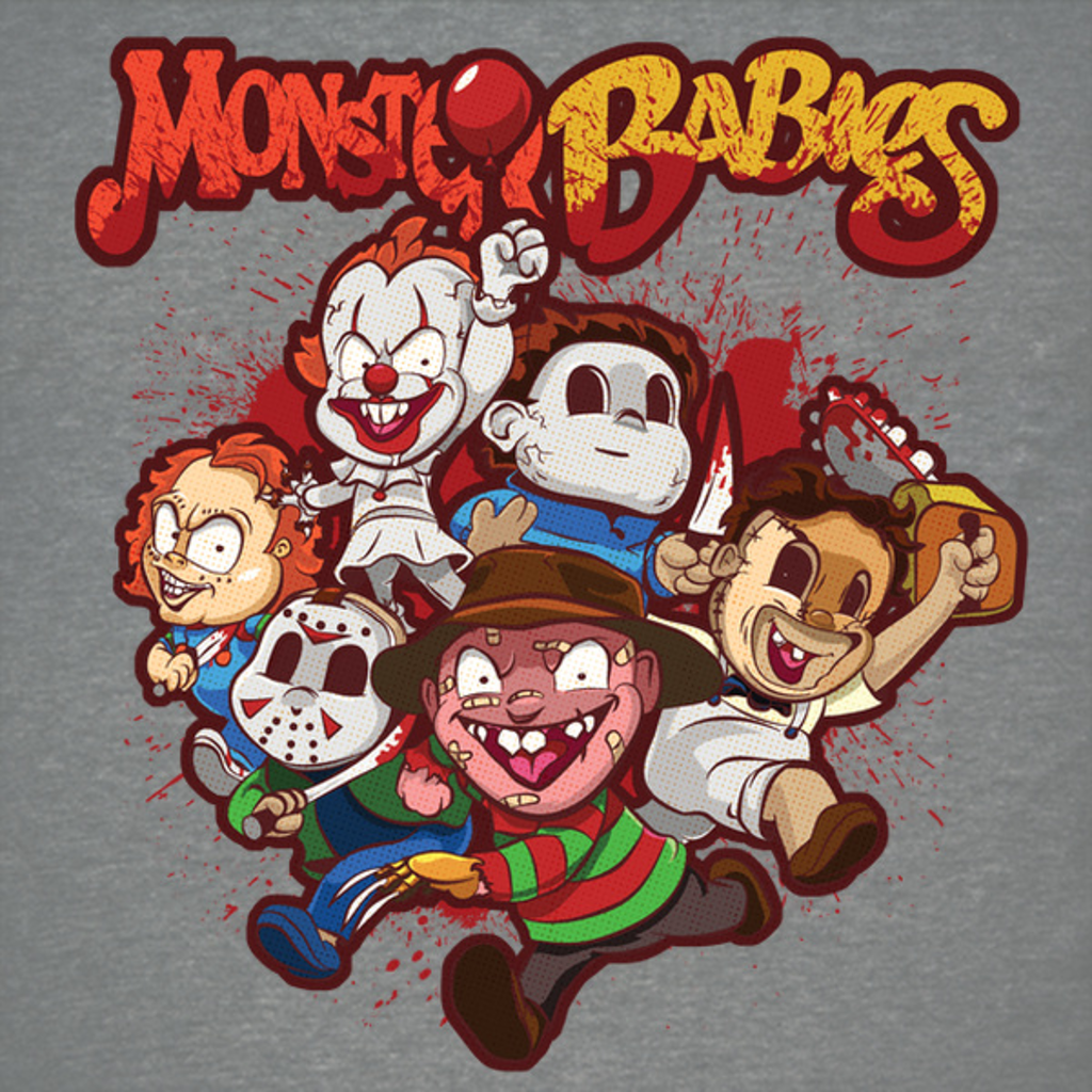 NeatoShop: Monster Babies