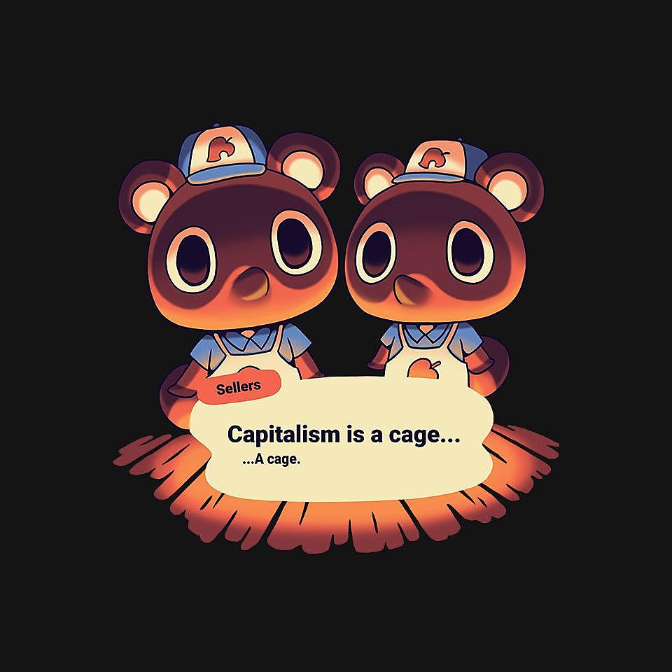 TeeFury: A Cage