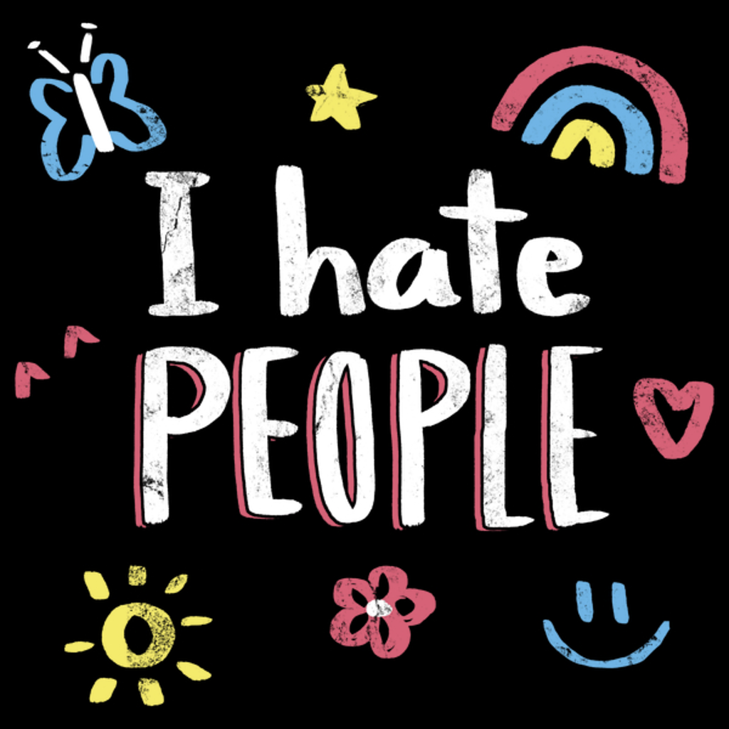 NeatoShop: I hate people
