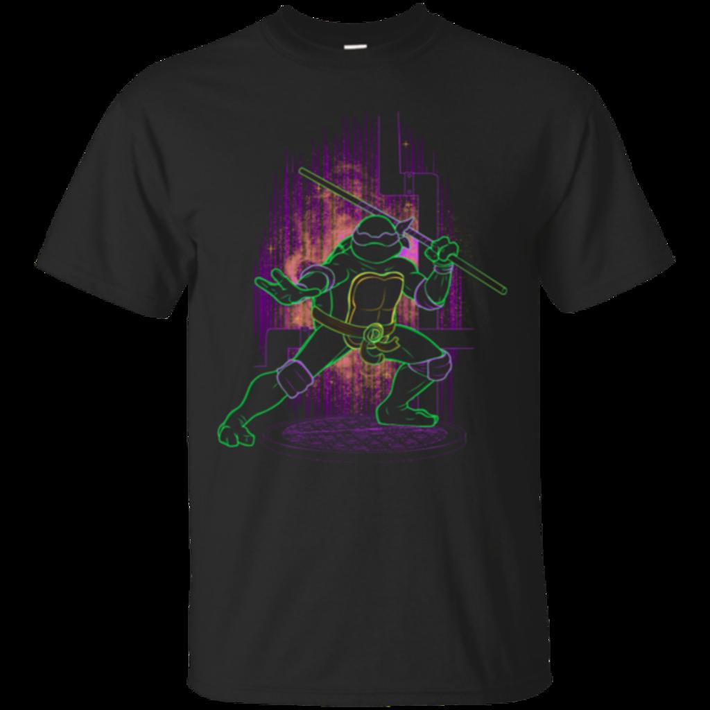 Pop-Up Tee: Shadow of the Purple Mutant