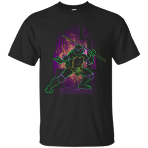 Pop-Up Tee: Shadow of the Purple Mutant