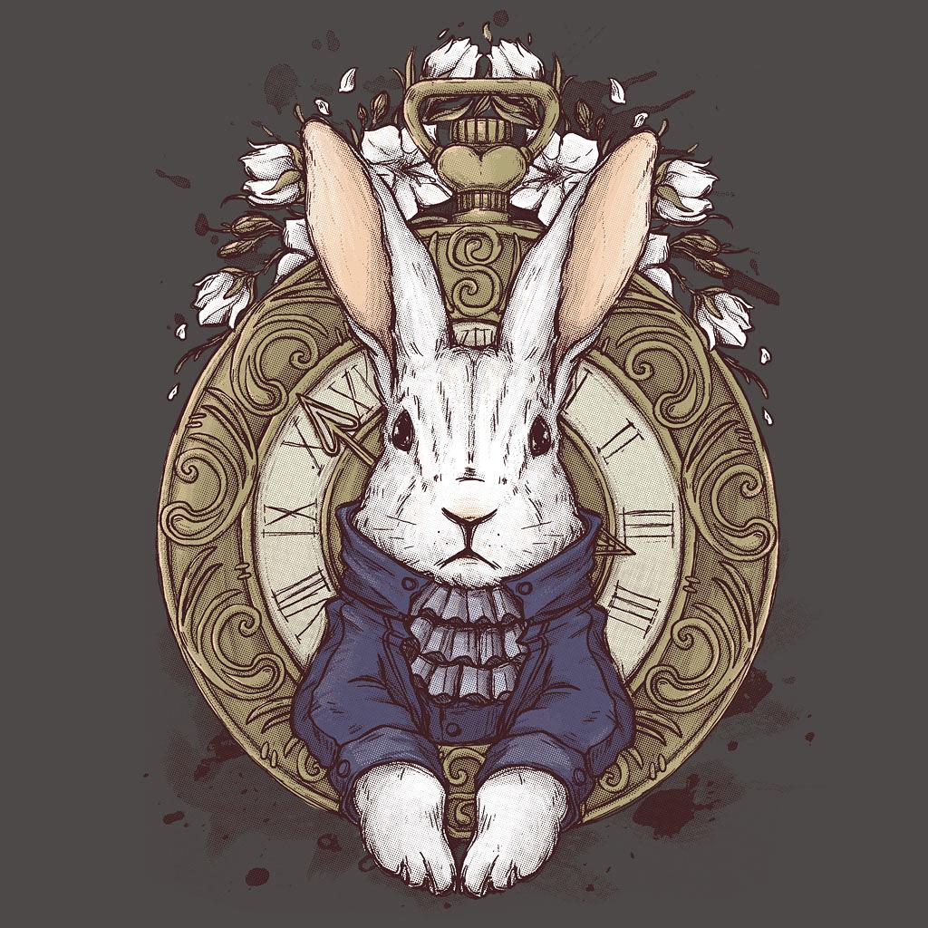 TeeTee: The White Rabbit
