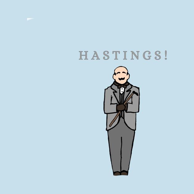TeePublic: Hastings!