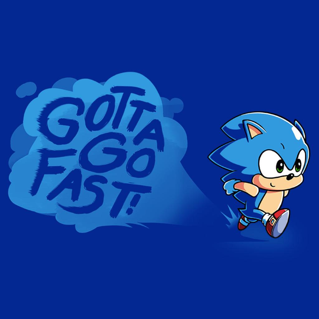 TeeTurtle: Gotta Go Fast!