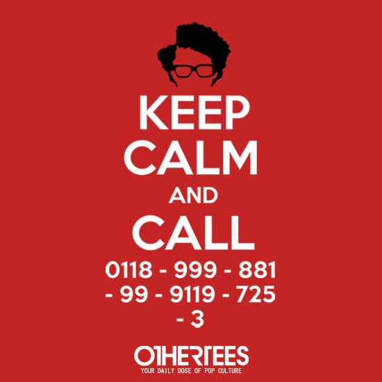 OtherTees: Moss Keep Calm