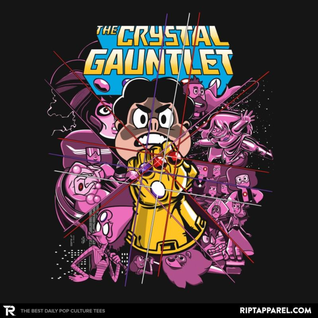 Ript: The Crystal Gauntlet