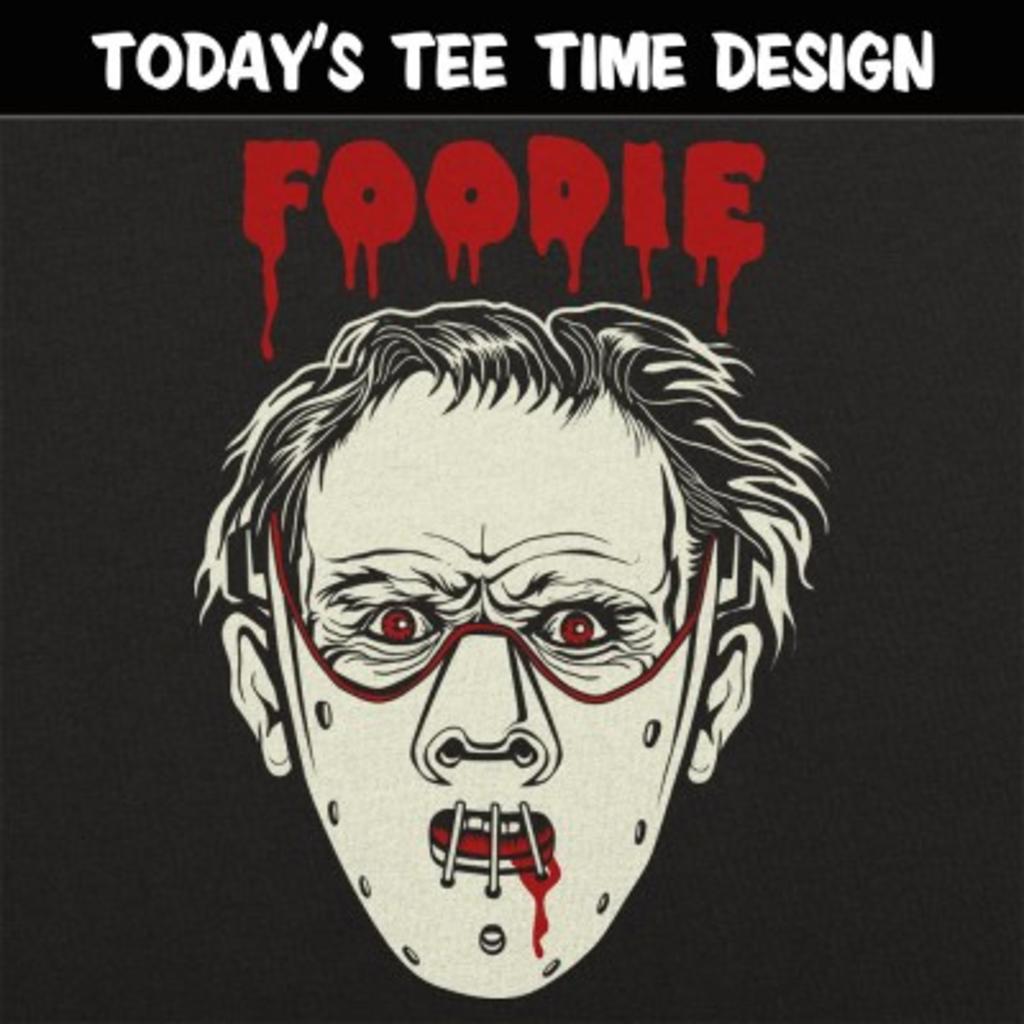 6 Dollar Shirts: Horror Foodie