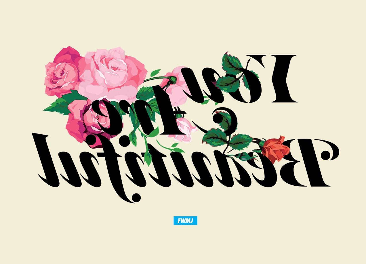 Threadless: You Are Beautiful
