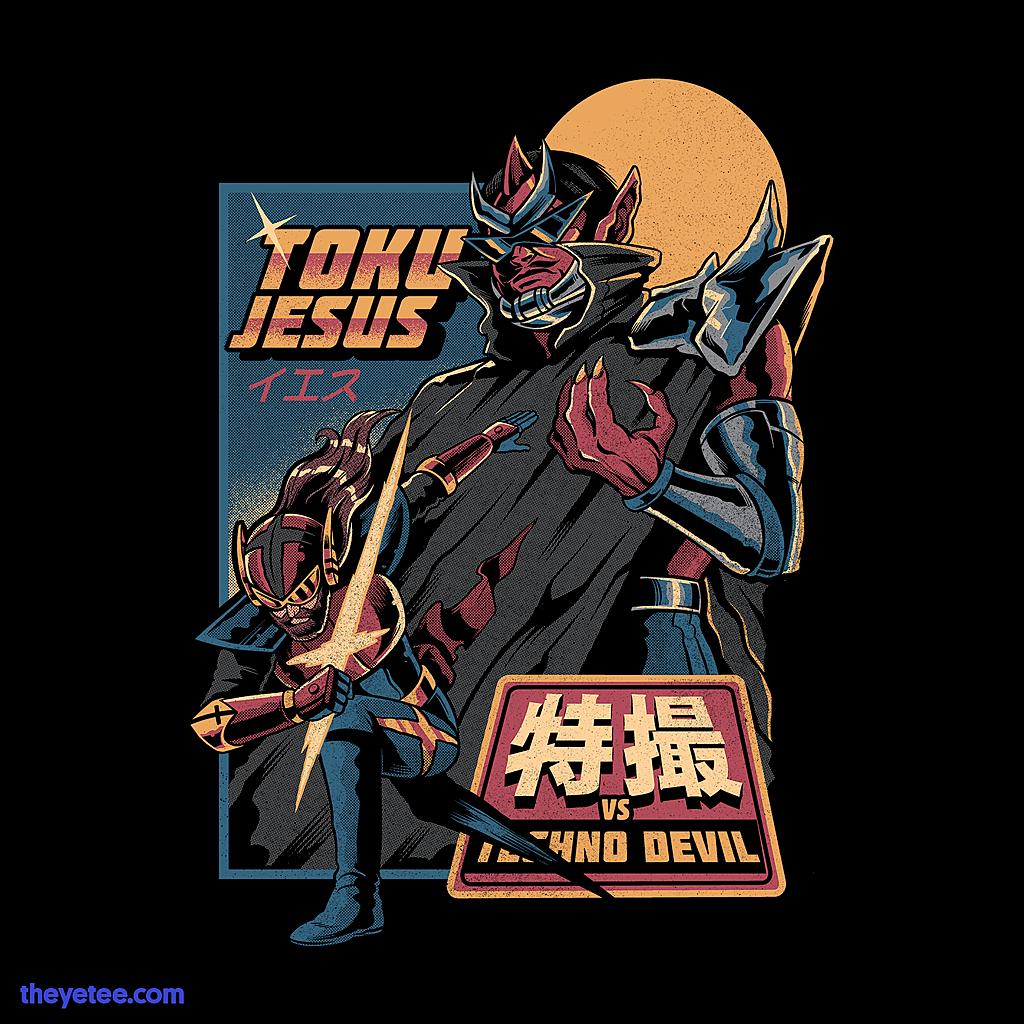 The Yetee: TokuJesus